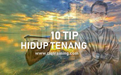 10 Tip Hidup Tenang